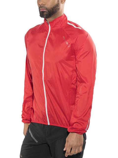 Endura Pakajak II Windproof Jacket Men red